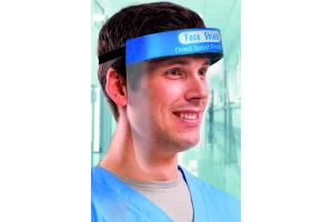 Защитная маска Синего цвета